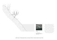 prikaz prve stranice dokumenta Grafički prilog 10: Presjek segmenta staze uz Limski zaljev. Referenca: Progetto  ciclopista del Lago di Garda