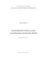 prikaz prve stranice dokumenta Koordinirano upravljanje zagušenjima prijenosne mreže