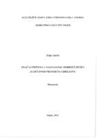 prikaz prve stranice dokumenta ZNAČAJ PEPSINA U NASTAJANJU DOBROĆUDNIH I ZLOĆUDNIH PROMJENA GRKLJANA