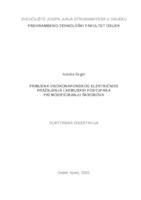 prikaz prve stranice dokumenta Primjena visokonaponskog električnog pražnjenja i kemijskih postupaka pri modificiranju škrobova