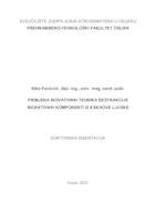 prikaz prve stranice dokumenta Primjena inovativnih tehnika ekstrakcije bioaktivnih komponenti iz kakaove ljuske